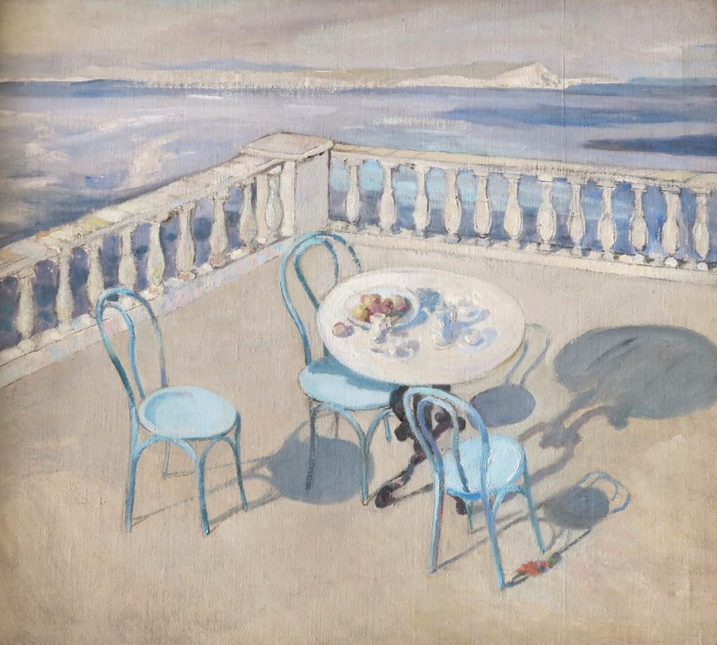 terrace-Ischia
